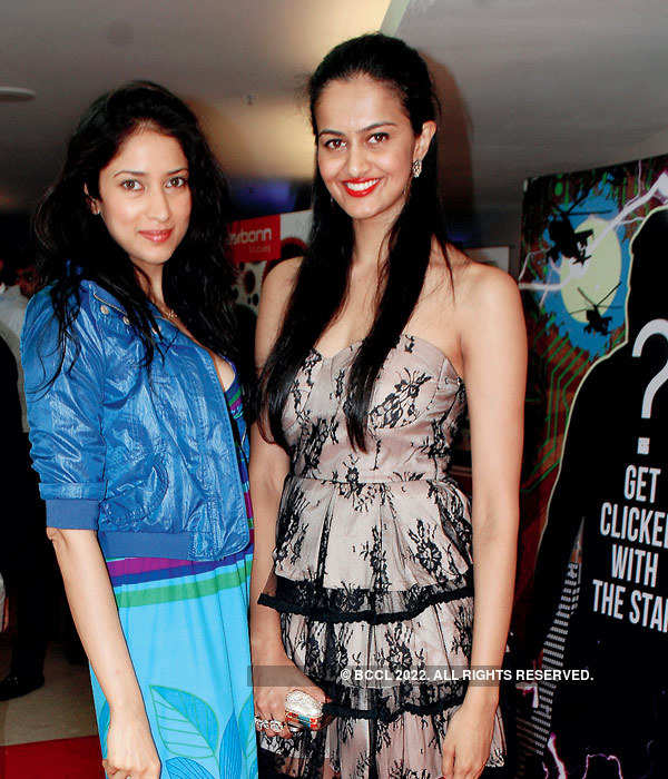 Stars at the CCL Glam Nights