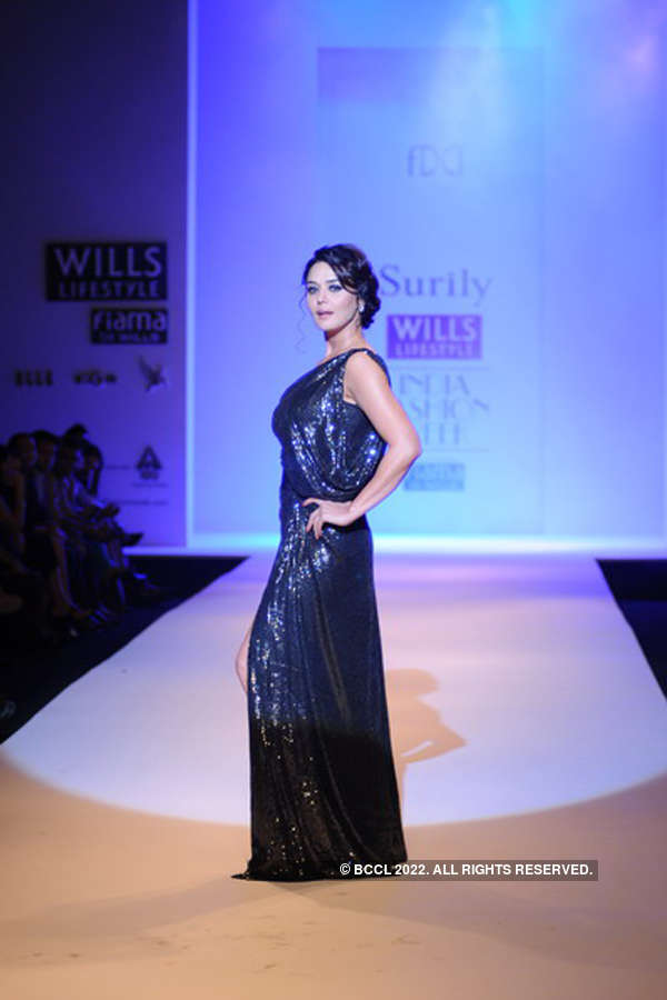 WIFW '13: Day 1: Surily
