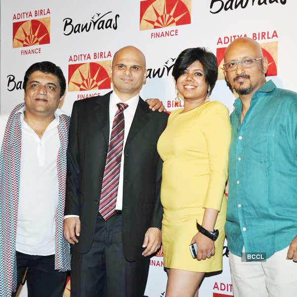 Celebs attend 'Bawraas' concert