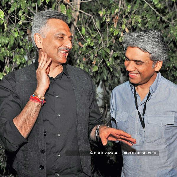 Rajesh Pratap Singh's post show party