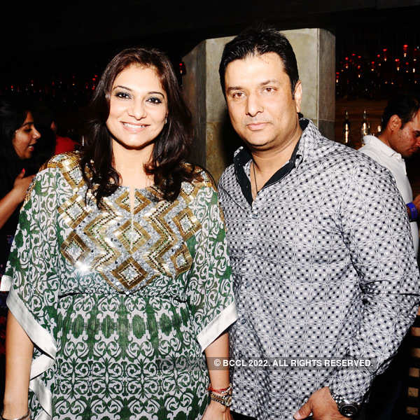 Charu Parashar's post show party