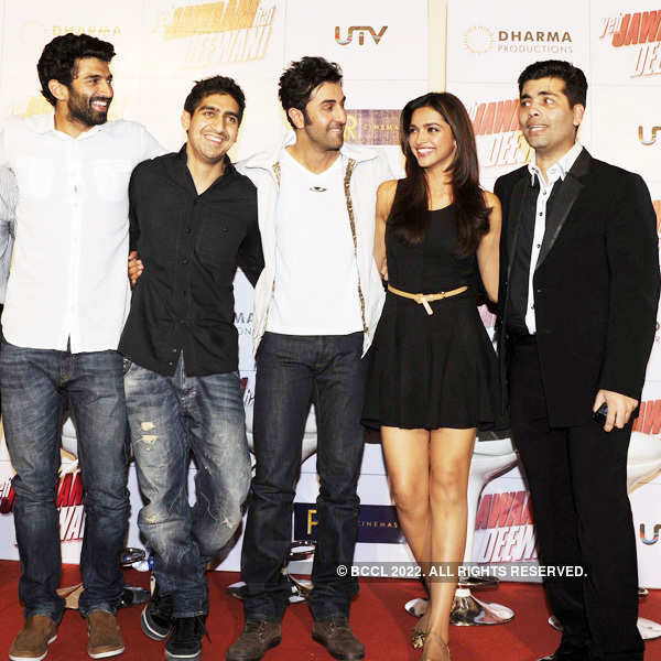 First look: 'Yeh Jawaani Hai Deewani'