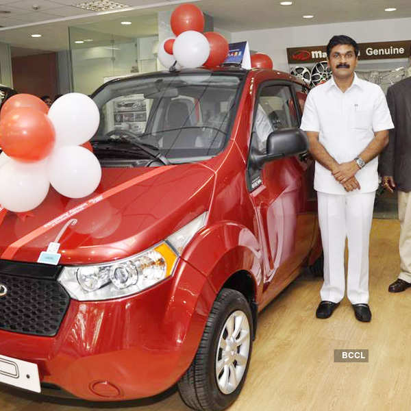 Sachin Ahir at car launch