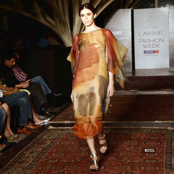 LFW'13: Day 1: Tarun Tahiliani