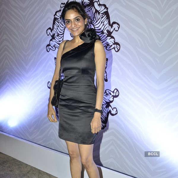 Tarun Tahiliani's post show party