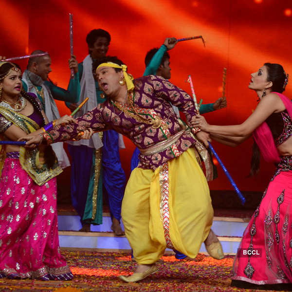 TV artists perform at 'SAB KI HOLI' event