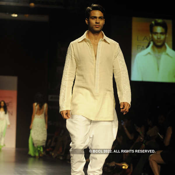 LFW'13: Day 2: Manish Malhotra