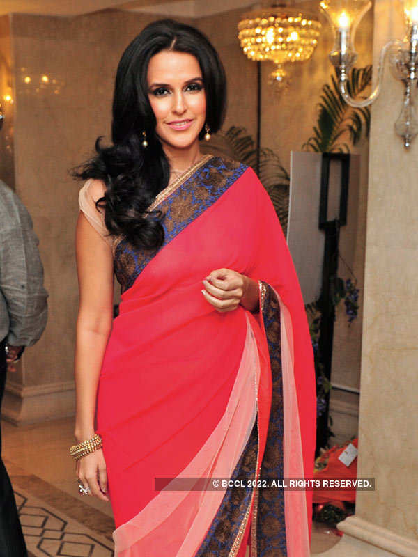 Saharasri's grand daughter's annaprashan