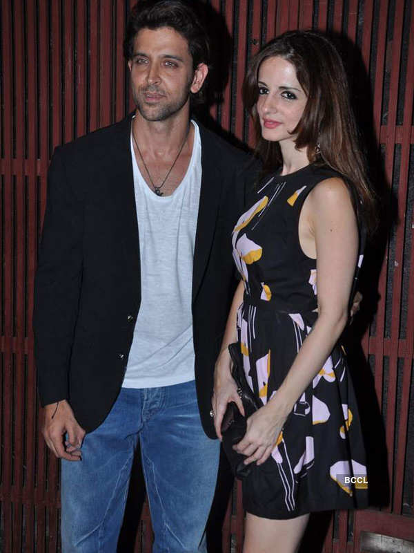 Kangna's b'day party