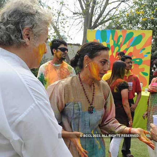 Best of Vineet Jain's Holi