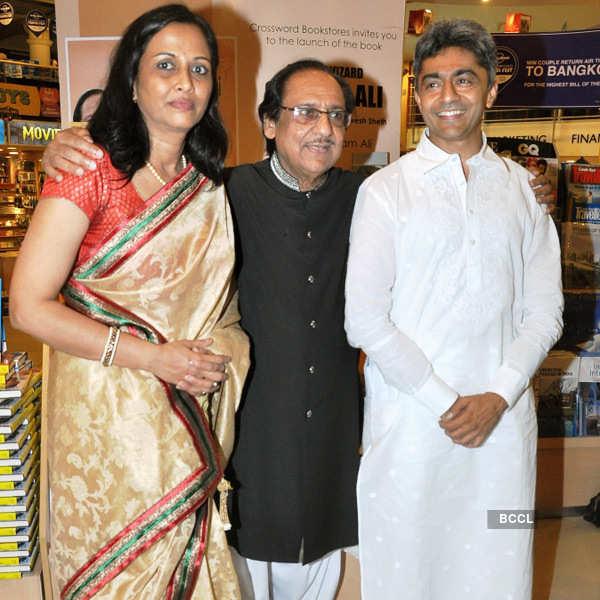 Ghulam Ali's biography launch