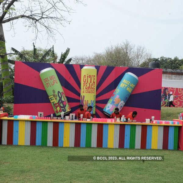 Vineet Jain's Holi Party '13 - 1