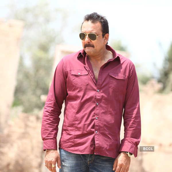 Sanju resumes 'Policegiri' shoot