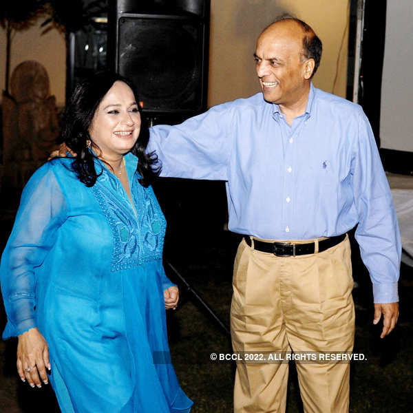 Mira Nair's party for Salaam Bombay