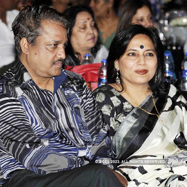 Success party: 'Shiva Trilogy'