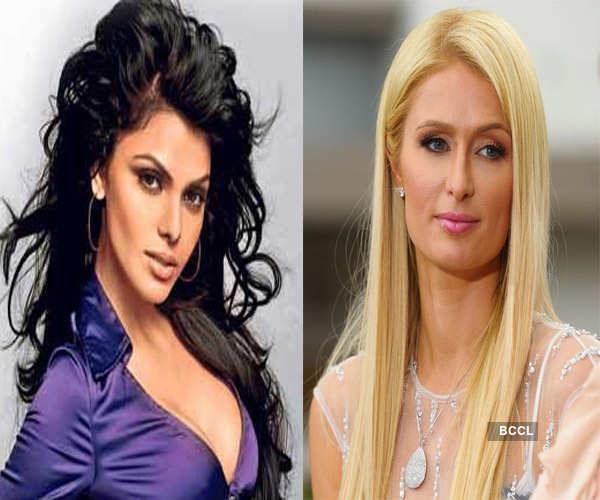 Sherlyn Chopra beats up Paris Hilton!