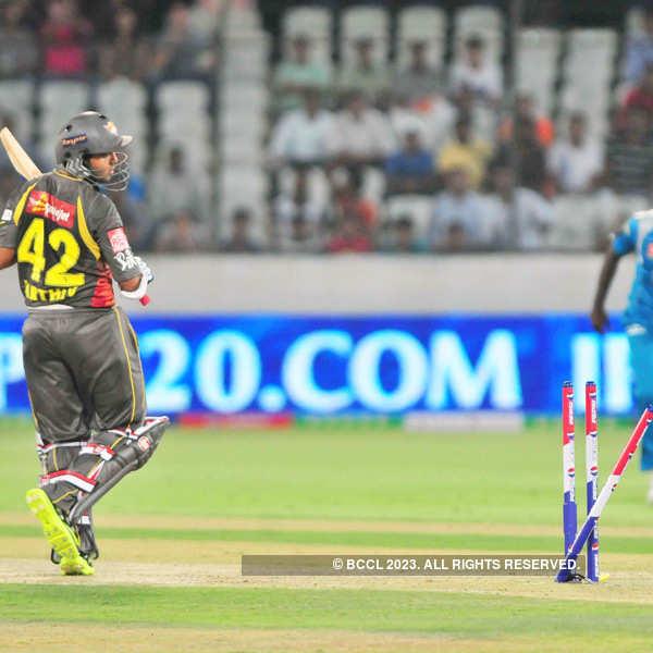 IPL 6: Match 03: SH vs PW