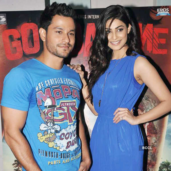'Go Goa Gone' promotion