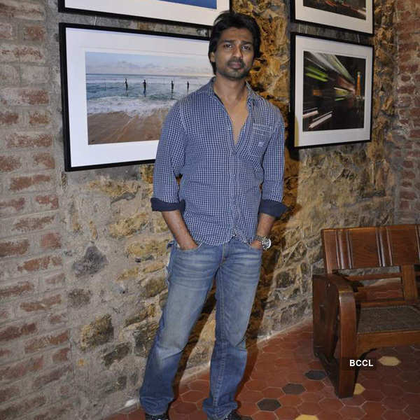 Celebs @ photography exhibition