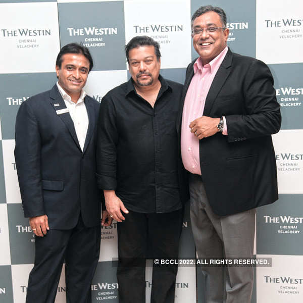 Westin Velachery's launch party