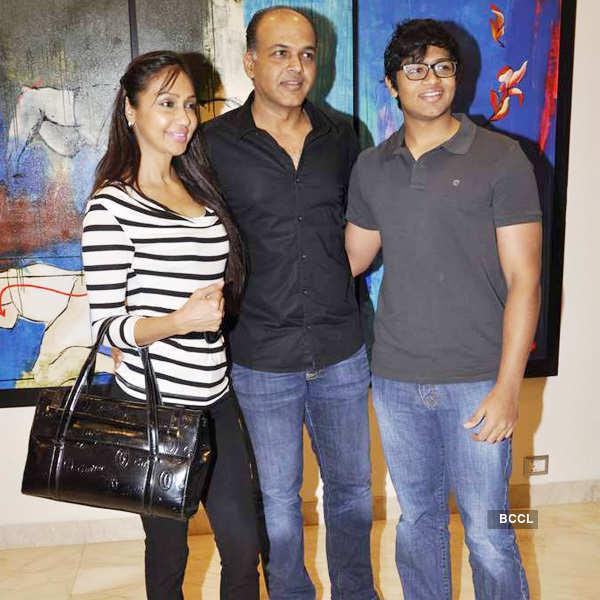 Jaya Lamba's art show