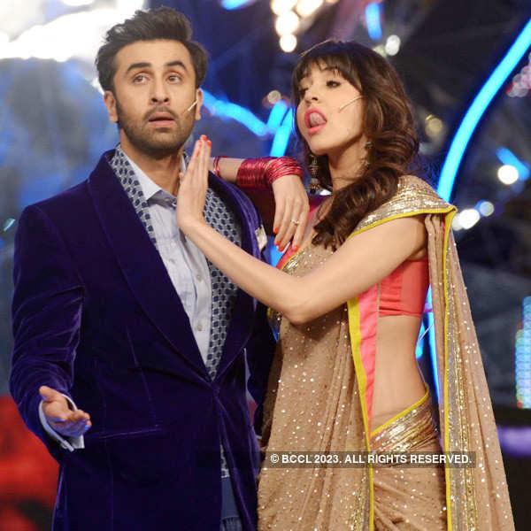 Ranbir, Anushka are good friends!