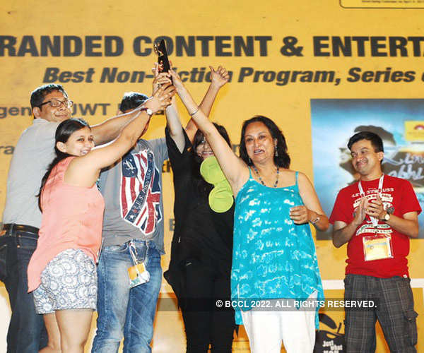 Goa Fest @ Abby Awards 2013