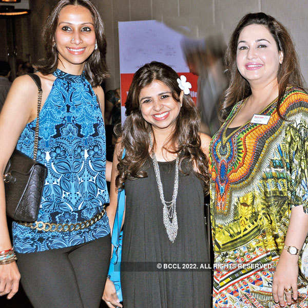 Celebs party for a noble cause