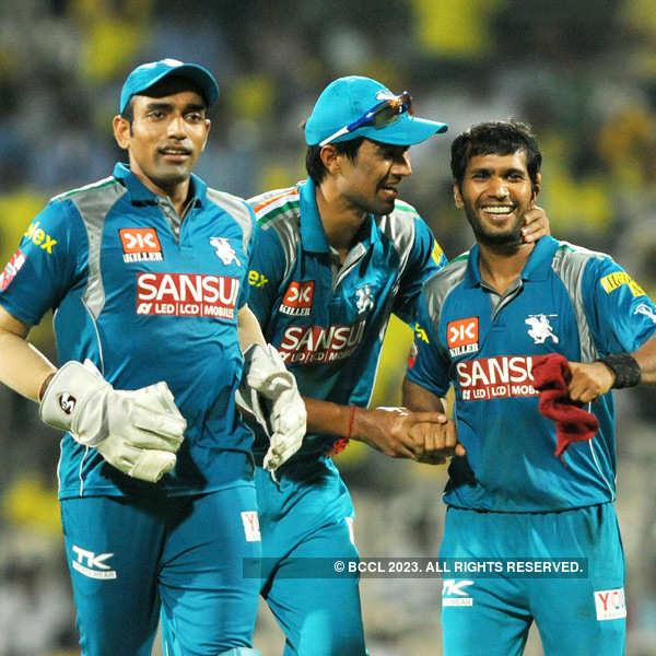 IPL 6: Match 19: CSK vs PW