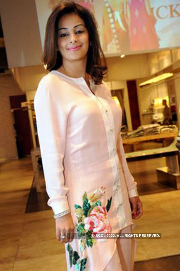 Khadijah Shah's dinner reception