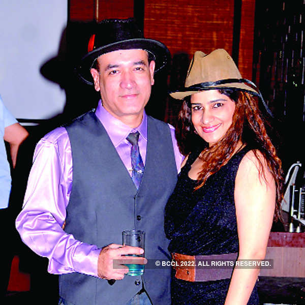 Sangeeta, Gopal Arora's crazy party