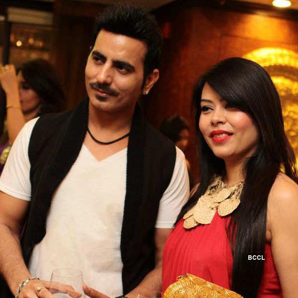 Vandana Bhargava's collection launch