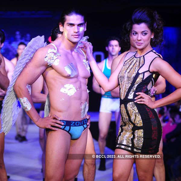 Launch of designer innerwear brand