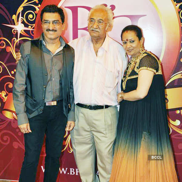 Bharat and Dorris Awards press meet