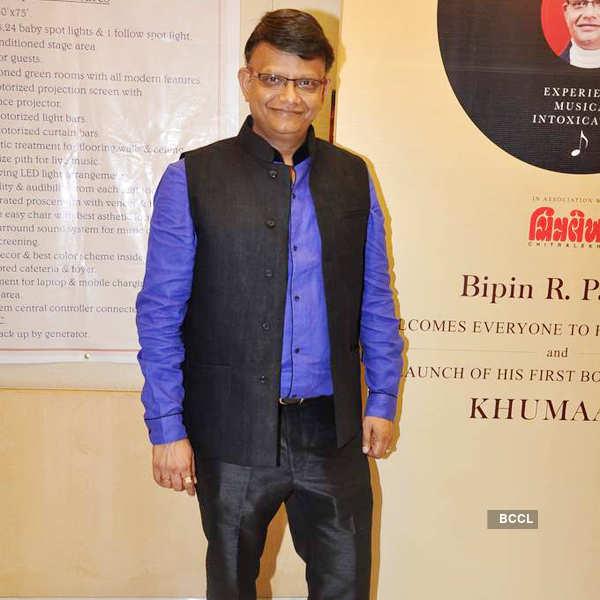 Khumaar book launch