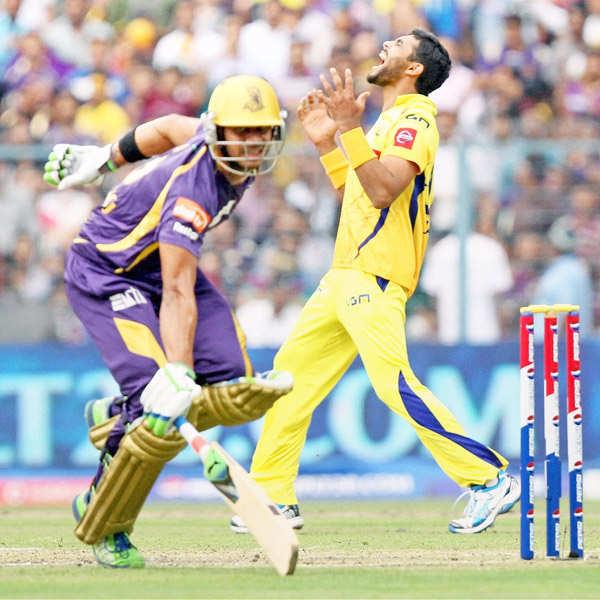IPL 6: Match 26: KKR vs CSK