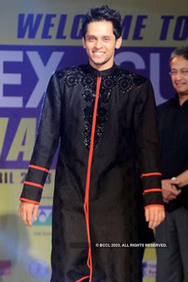 Yonex Sunrise India Open 2013: Dinner & Fashion Show
