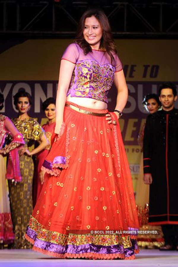 Yonex Sunrise India Open 2013: Dinner & Fashion Show