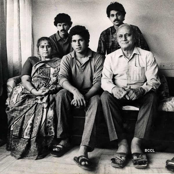 Sachin Tendulkar - Candid Shots