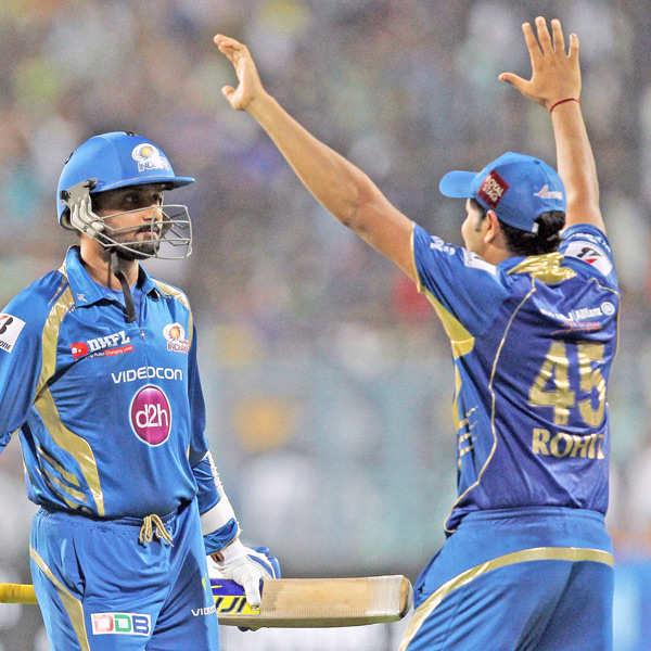 IPL 6: Match 33: KKR vs MI