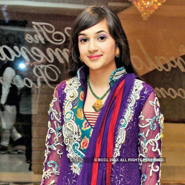 Sameera's mehendi ceremony