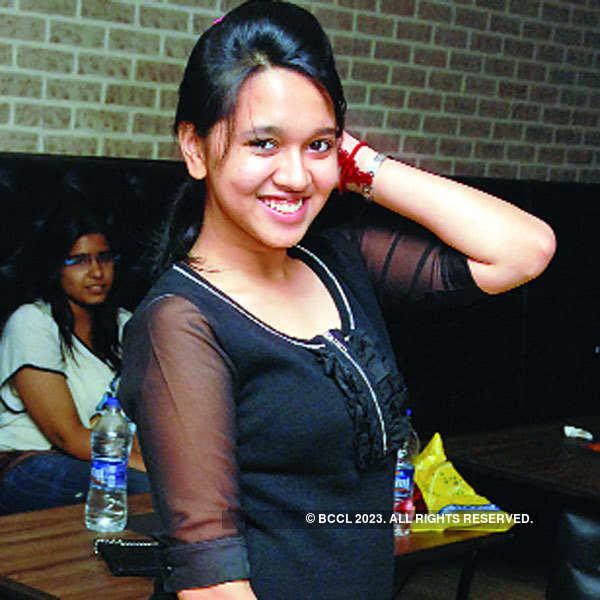 Aman Kalva's eighteen birthday bash