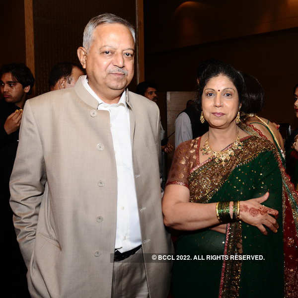 Nakul & Ayesha's wedding ceremony
