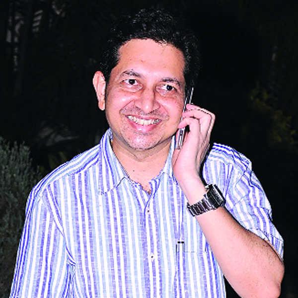 Mrinal Kulkarni at an event