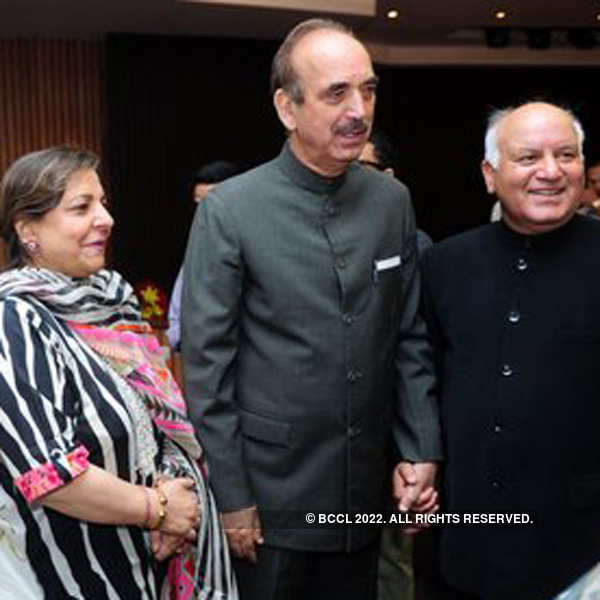 Justice BA Khan's dinner party