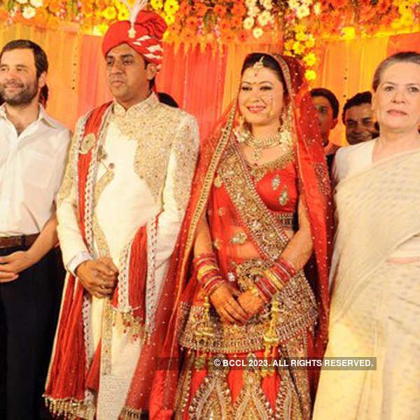 Ragini & Ashok's wedding ceremony