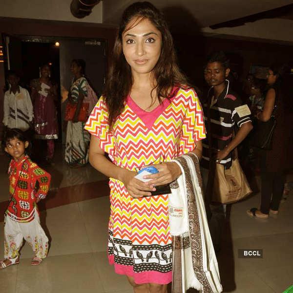 TV stars bring Thalassemia awareness