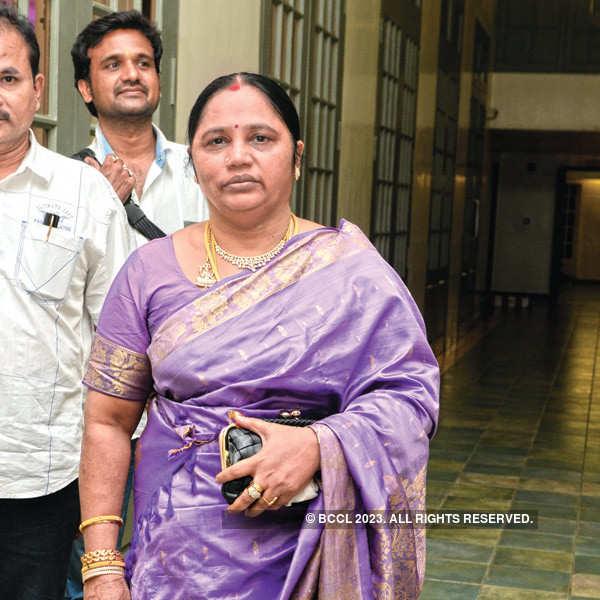 Vikrant & Jayshree's reception bash