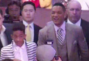 Will, Jaden Smith's Asian tour continues