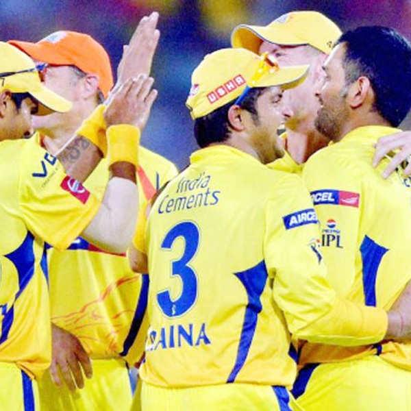 IPL 6: Match 54: SH vs CSK
